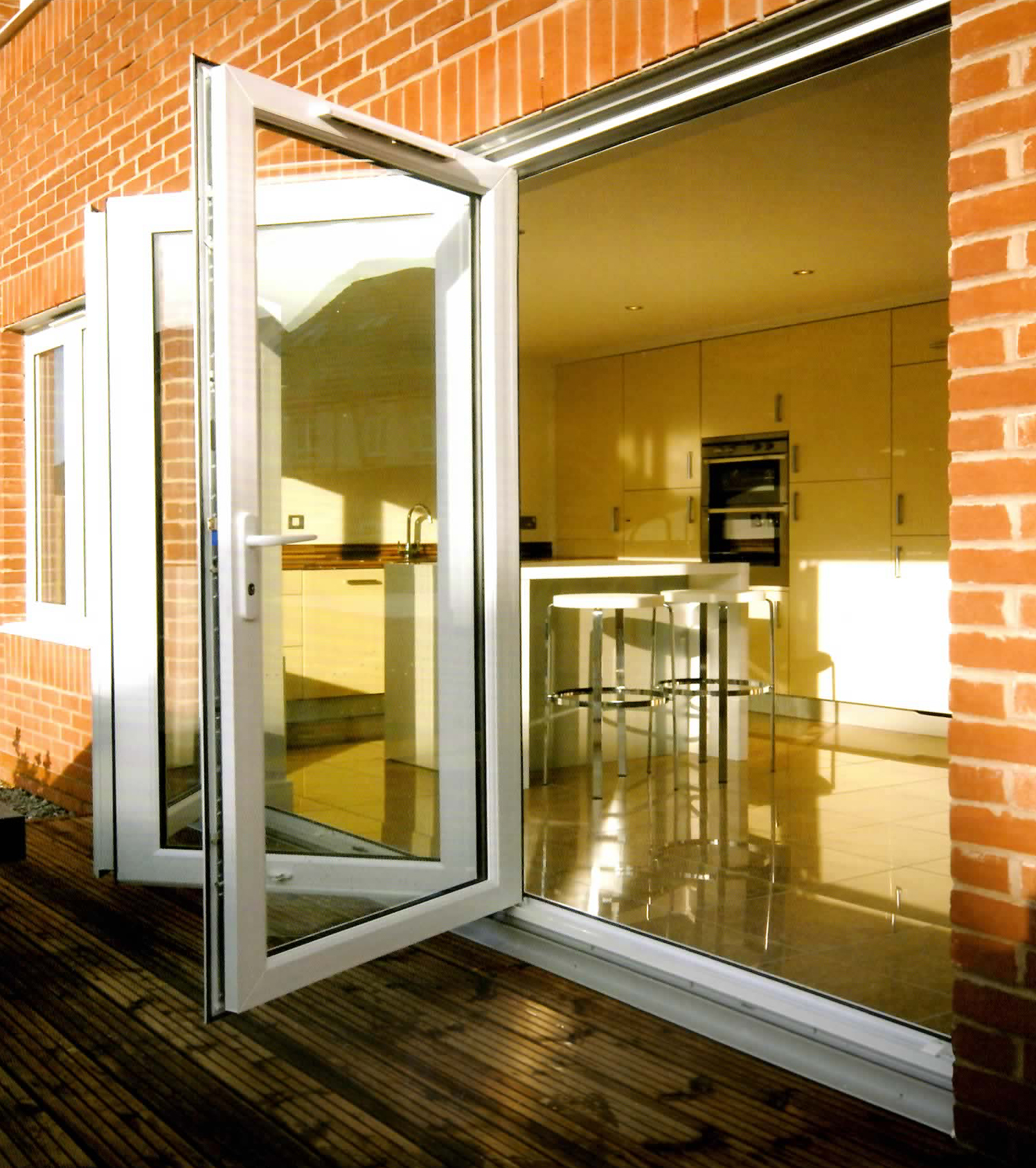 Bi-Folding Doors in Essex & Bi-Fold Doors (Concertina) in Billericay (Essex) \u0026 London Pezcame.Com
