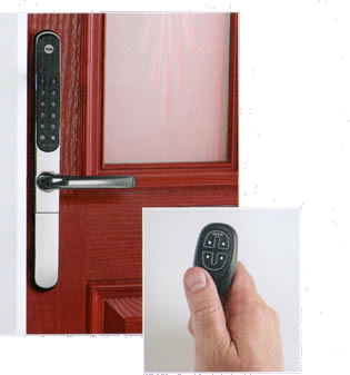 Inovative Technology with Keyless Entry Door Solutions
