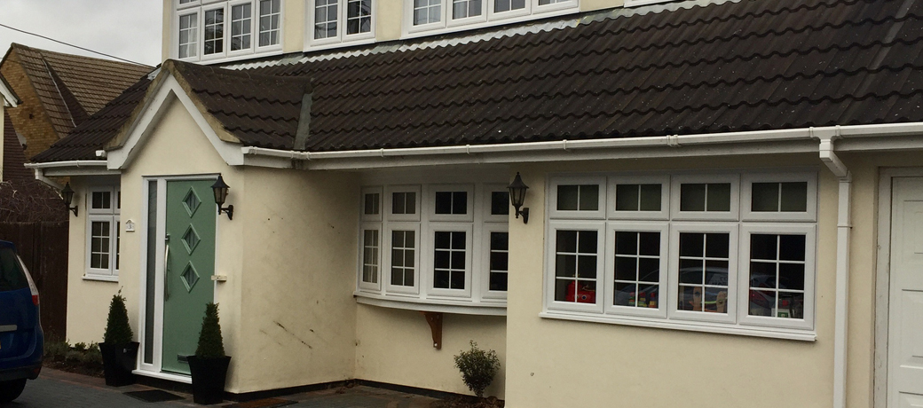Box Sash uPVC Windows in Essex & East London