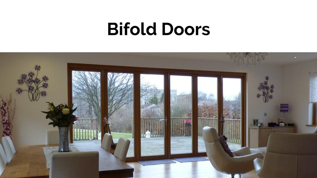 8 Reasons Why Bifold Doors Are Awesome Infographic