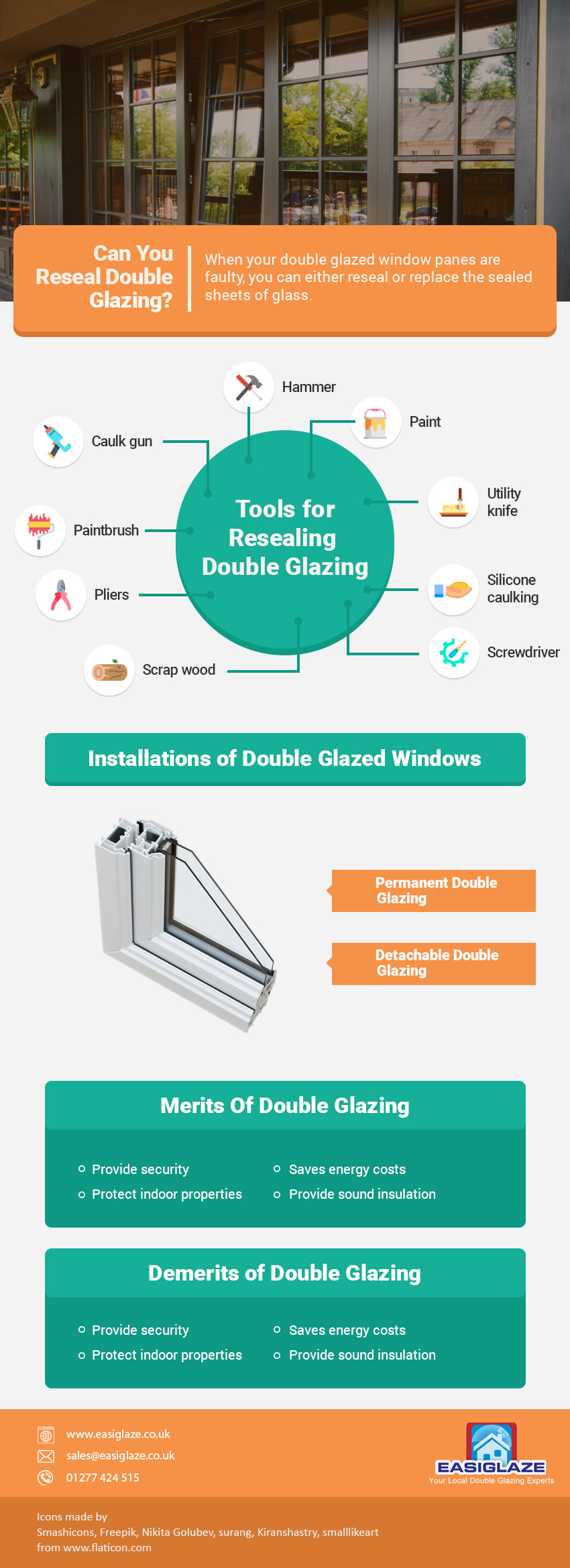 reseal double glazing