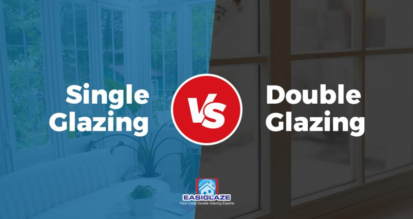 double glazing infographic