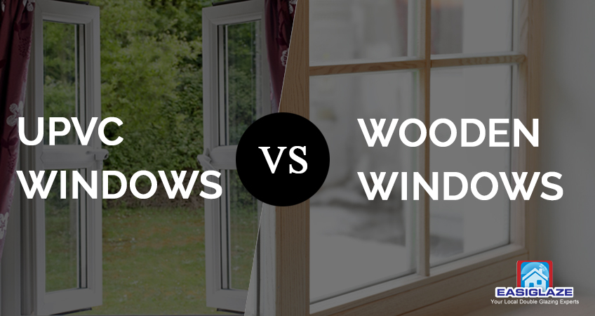 upvc vs wooden windows